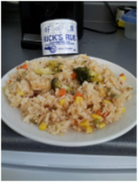 Rick's Rub Asian Fried Rice
